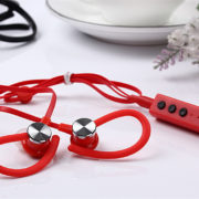 Wireless Bluetooth Headphone Bluetooth Stereo Sport Handsfree Earphone Earbud with Microphone 1