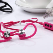 Wireless Bluetooth Headphone Bluetooth Stereo Sport Handsfree Earphone Earbud with Microphone 2