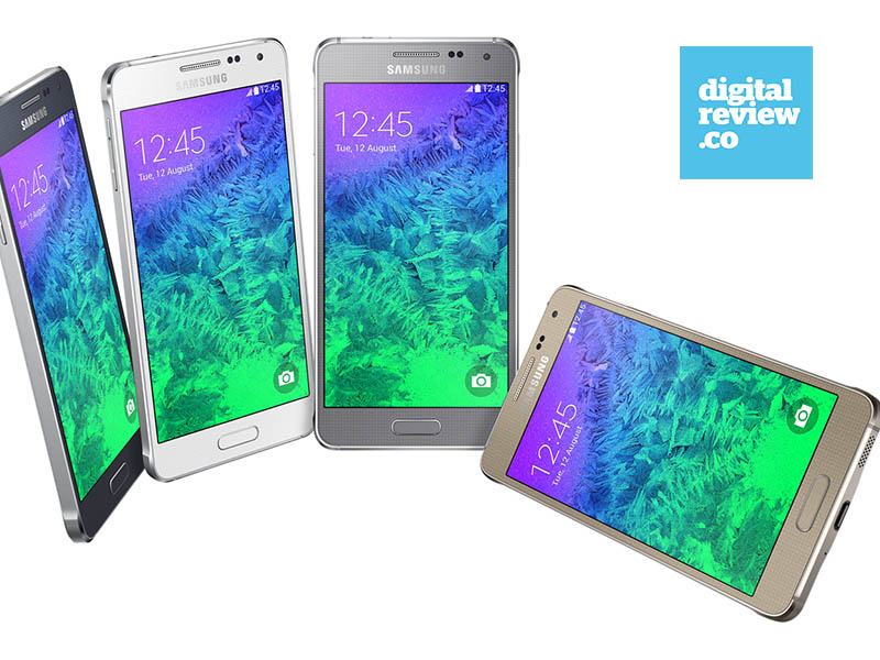 Samsung Galaxy Alpha Review-Specifications and Features