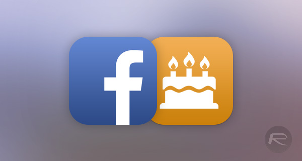 Facebooks new birthday gift to users digital review negle Images
