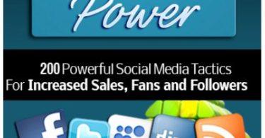 4 powerful tactics to help widen  your social media