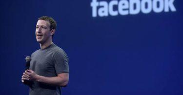 Facebook's Zuckerberg