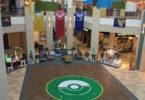 Mall converted its lobby into a designated Pokémon Go arena