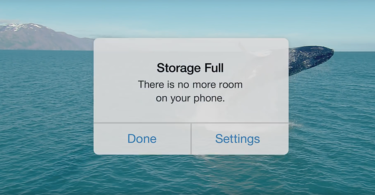 New Google Photos ad riffs on struggles of 16GB iPhone users