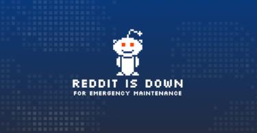 Reddit goes down for emergency maintenance
