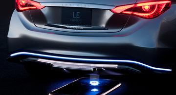 The Tesla Model S now has wireless charging
