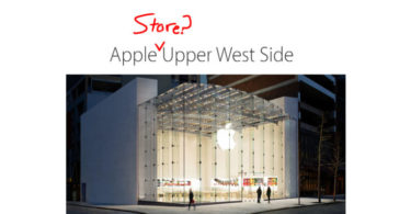 The name of Apple's store has changed