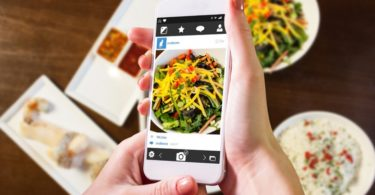 Think twice before you take your next food Instagram photo