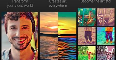 Turning videos into instant art with Artisto app