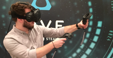 Valve will license its SteamVR Tracking system used in HTC Vive to developers for free