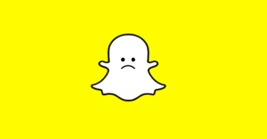 Why did Snapchat delete its official Facebook Page