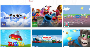 youtube kids launched free option