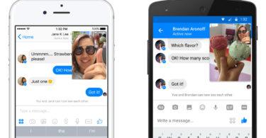 Facebook announces Instant Video for Messenger