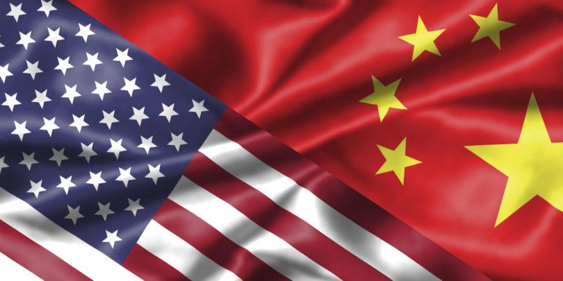 China and USA relationship.