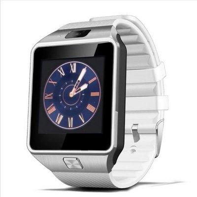 dz09-white-smartwatch