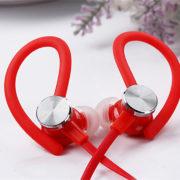 Wireless Bluetooth Headphone Bluetooth Stereo Sport Handsfree Earphone Earbud with Microphone 3