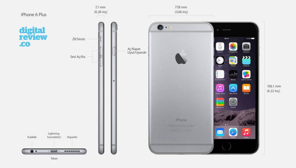 iphone 6 spec iphone 6 plus review specs and features digital review 11421