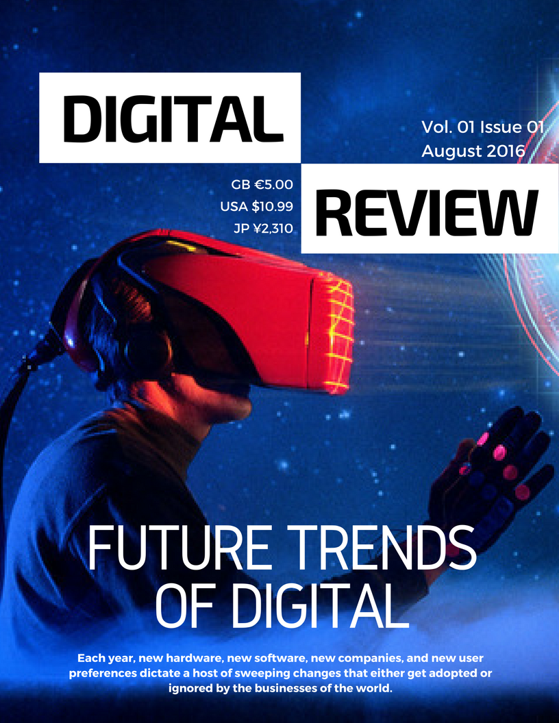 Digital technology trends: Future trends of digital media [New digital media advertising trends]